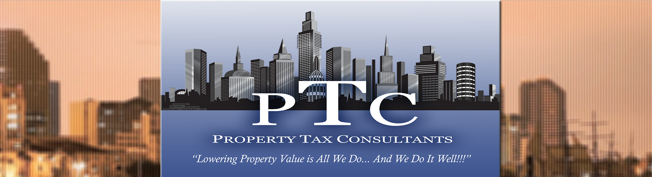 Tax Property Sign Up form